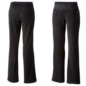 Columbia Fast Trek Fleece Pants